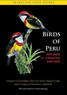 Birds of Peru field guide