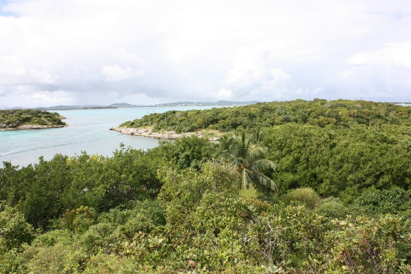 Great Bird Island, Antigua